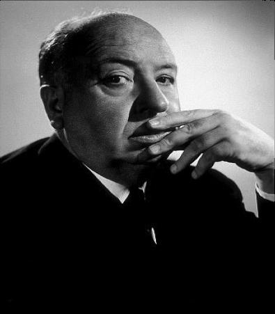 Legendary Director Alfred Hitchcock
