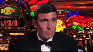 George Lazenby as 100% Bond in 'Diamonds Are Forever'