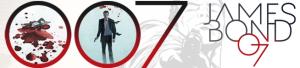 Dynamite James Bond 007 logo and key art