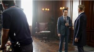 Andrew Scott's Denby meets 007