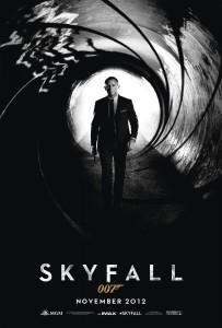 Skyfall poster art