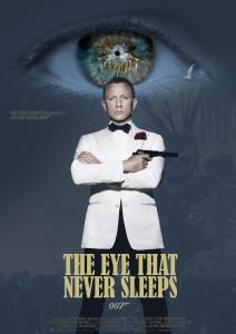 The Eye that Never Sleeps poster art
