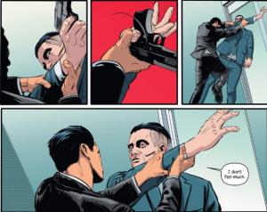 Bond fights Masters