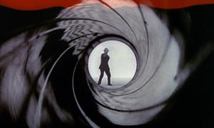 Gun Barrel sequence by Maurice Binder