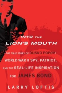 Cover Art for Into the Lion's Mouth
