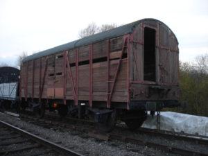 Wagon Before