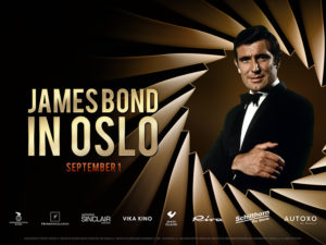Bond in Oslo promotional poster