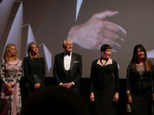 Honoured guests