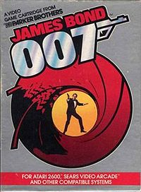 The first ever Bond game from 1983