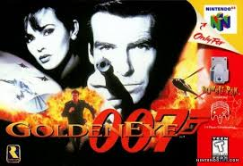 Goldeneye64 that changed the format of first person shooter and became a world wide hit amongst gamers