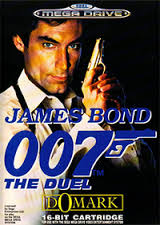 James Bond: The Duel. Note how the artwork is taken from Licence To Kill