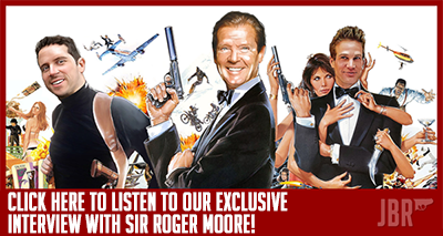 Sir Roger Moore Interview
